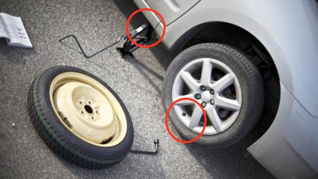 如何更换汽车轮胎?汽车轮胎更换方法 - 汽车维修技术网