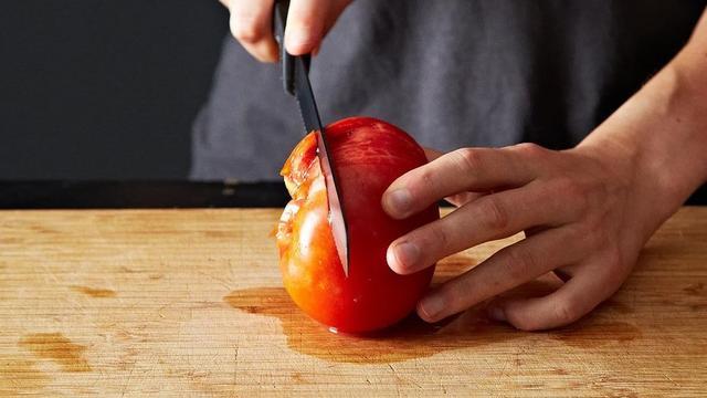西红柿炒饼的做法