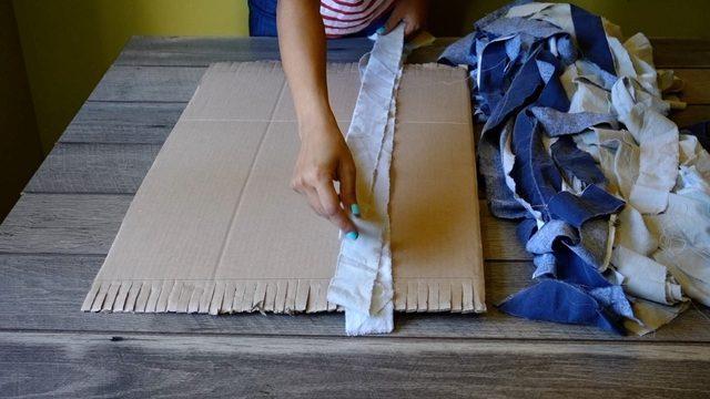手工栽绒地毯
