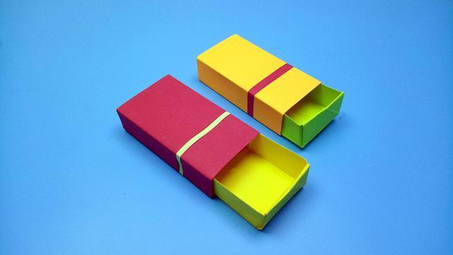 6-12岁手工纸盒子