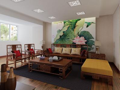 20张中式空间图,诠释中式家具的是最美的