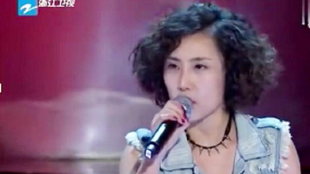 中国好声音第1季第3期 英子 梦醒时分……