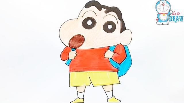 超可爱,超萌的卡通动漫人物简笔画大全!