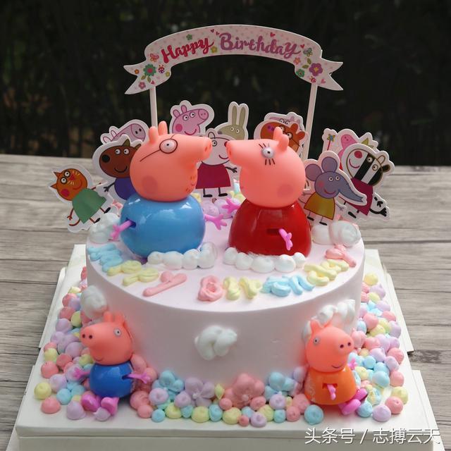 这9款蛋糕爆红抖音,各个人气爆棚,你吃过其中几种?