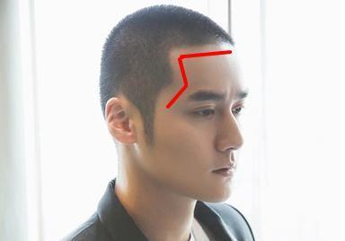短发发型男阳光寸头