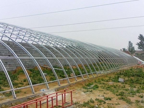 如何建造冬暖式日光温室大棚?