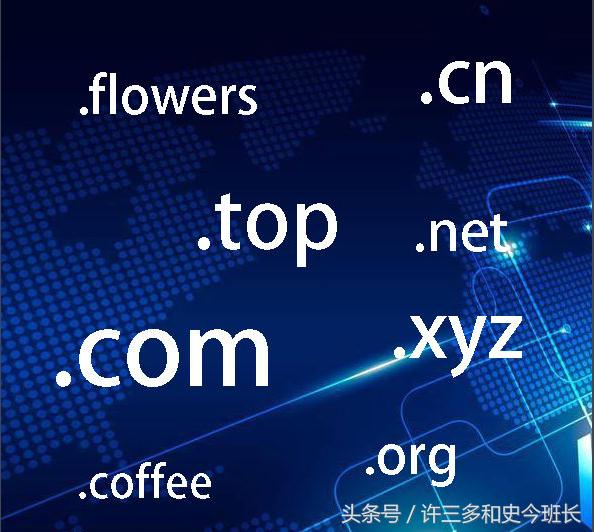 怎么注册属于自己的域名?