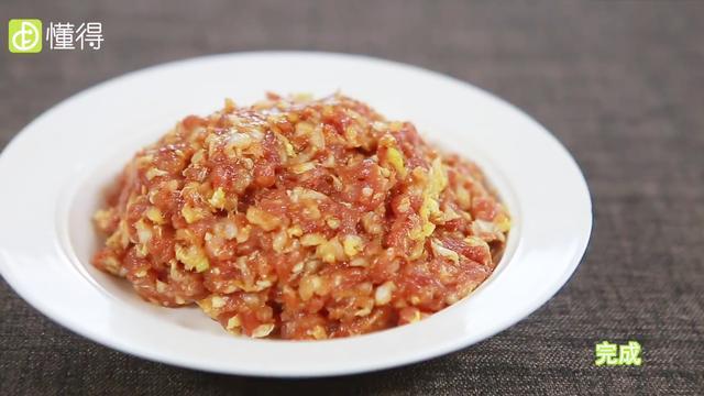 【步骤图】大白菜猪肉馅(超好吃的饺子馅)的做法_大白... _下厨房