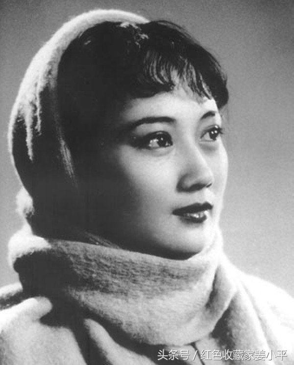 22大明星的王晓棠,童年记忆的那个黑白片年代,勾起回忆连连