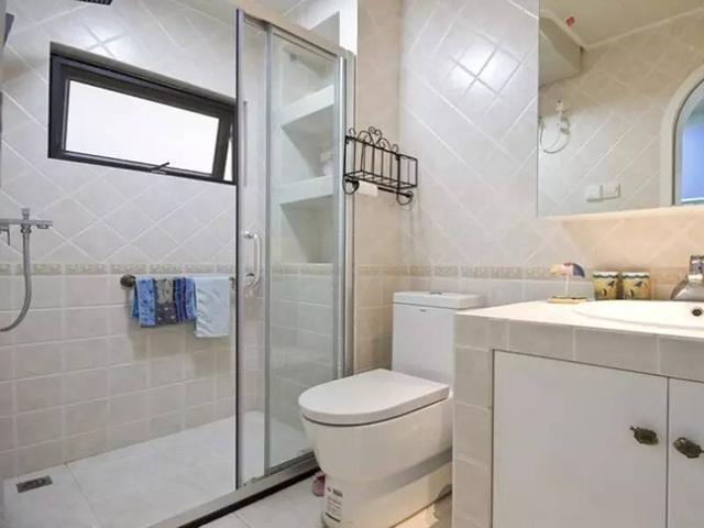 再小的卫生间也要干湿分离,3种常见设计方案免费分享,附图纸!