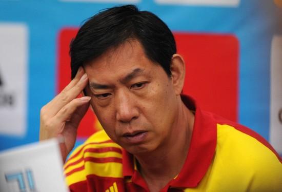 王宝泉:中国男排队员、队长