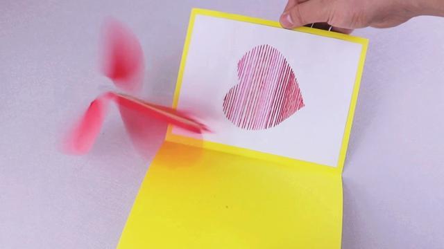 手工DIY,教你做漂亮的蝴蝶新年贺卡,做法简单