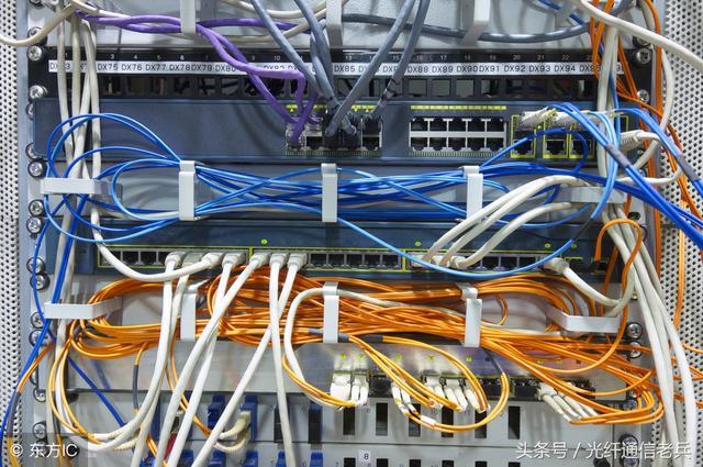 通信工程的老铁们:在光纤通信中布线时你会注意到这些问题点么?