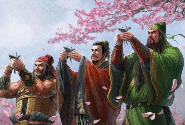关羽死后成关圣帝君,张飞成阴阳巡查使,刘备死后成了什么神?