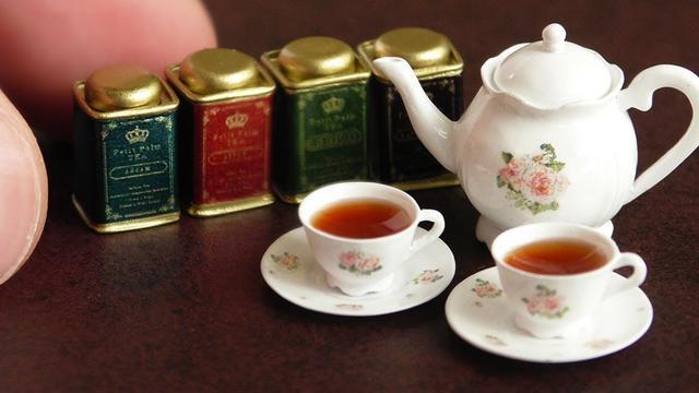 清新淡雅小茶具 每一款都有特色 喜欢喜欢