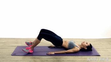 减掉腰两侧的肉8个动作