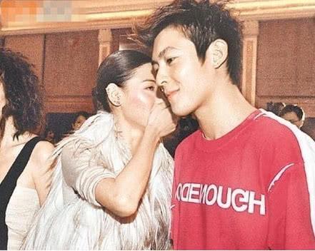 应采儿曾经是陈冠希的女友,张柏芝和陈小春曾经也是有过一腿的