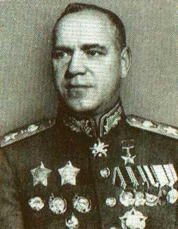 二战将军列柳琴科