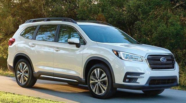 【文章】日系品牌全新7座SUV斯巴鲁VIZIV-7表现抢眼... _汽车之家