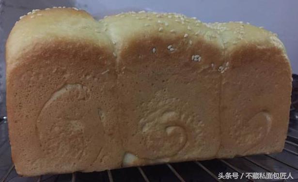 奶香土司面包做法烤箱