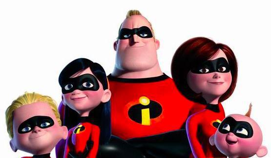 弹力女超人是主角,超人总动员2 被曝内地定档,一部续集等多年
