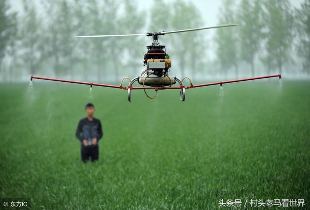 有效载荷40公斤农药喷洒无人直升机AG-120