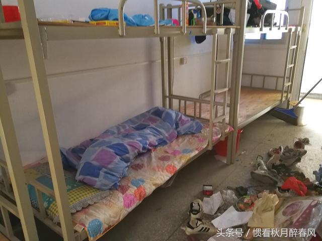 闻泰电子厂宿舍图片