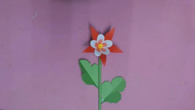 剪纸图案大全:儿童剪纸五角星的折法剪纸步骤_... _太平洋亲子网