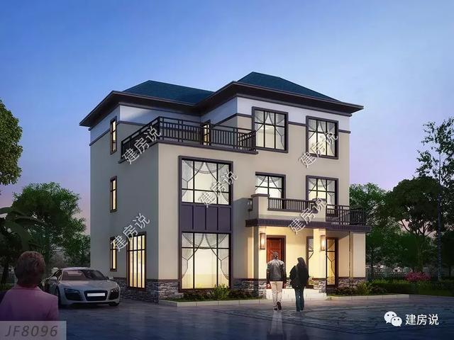 美轮美奂!看完这6栋中国风新中式别墅,没有宅基地的都哭了
