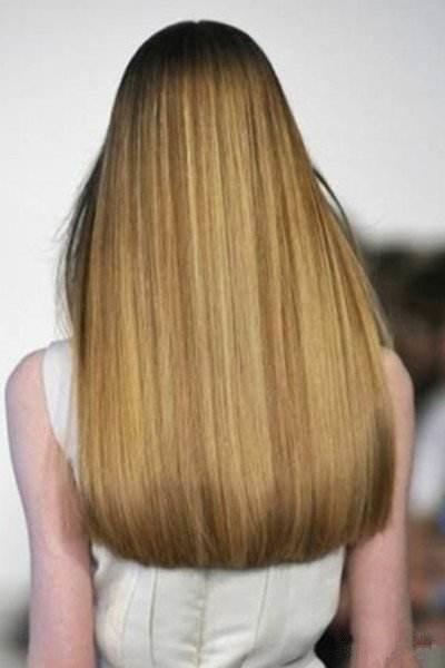 拉直发的步骤有哪些 学会这四步就可拉出完美发型_拉直发_伊...
