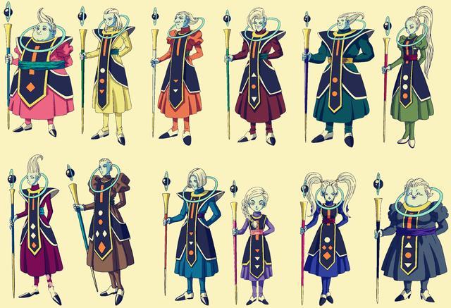 龙珠超,十二天使中最老的原来是她!网友:我一直以为是最小的!