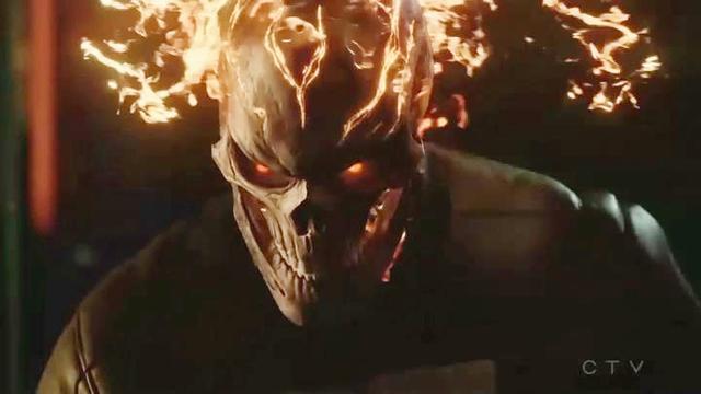 神盾局恶灵骑士图片