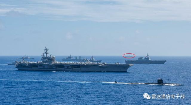 美国海军电子侦察船