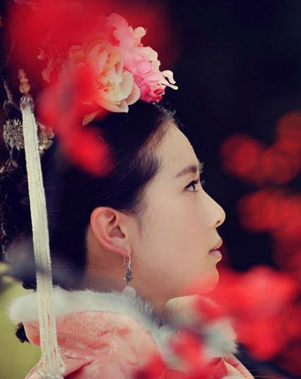 刘诗诗:最美古装照