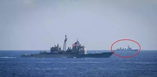 856电子侦察船