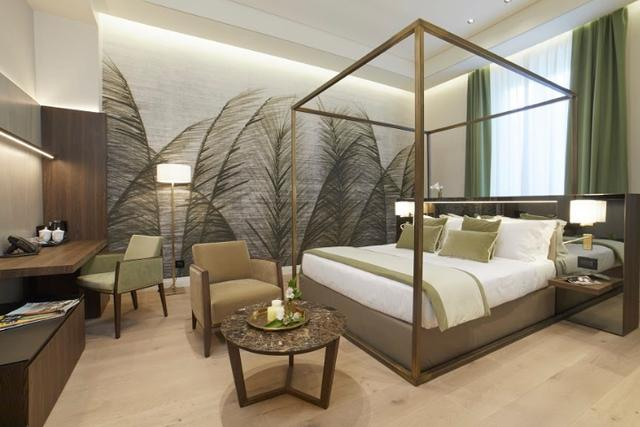 这就是你要找的酒店式公寓套房设计