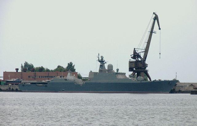 """俄罗斯 11661 型""""猎豹""""级护卫舰"""