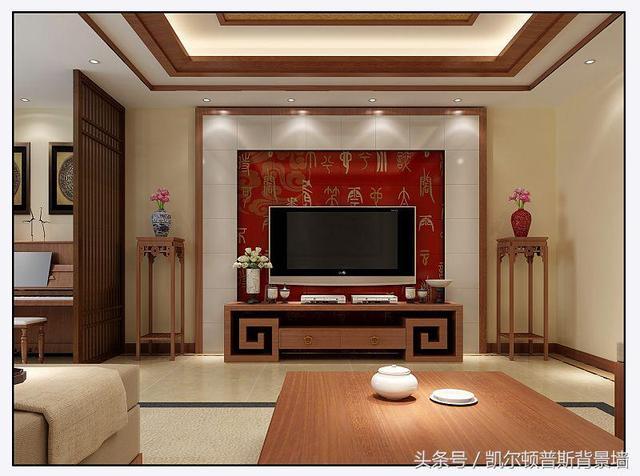 晒晒我的90平新房,红色复古砖背景墙太惊艳,25万花的值了!