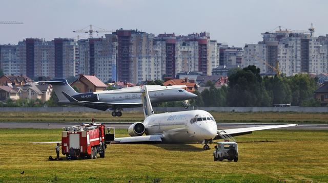 中国十大航空事故