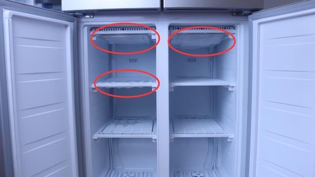冰箱结冰结霜难清理?教你一招,分分钟让冰霜快速自动脱落