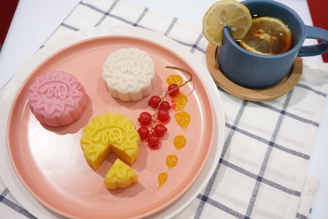 广州酒家刷新了我对月饼的认知,简直好看又好吃
