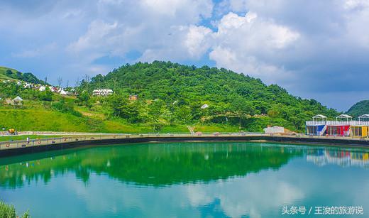外地人到宜昌旅游都去三峽大壩,而本地人更偏愛這座草原! 宜昌旅游 第6張