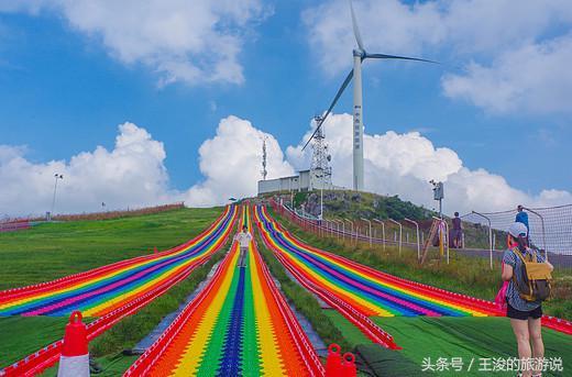 外地人到宜昌旅游都去三峽大壩,而本地人更偏愛這座草原! 宜昌旅游 第7張