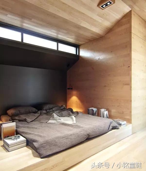 卧室地台床怎么做?装修地台床需要注意什么?-土拨鼠装修经验