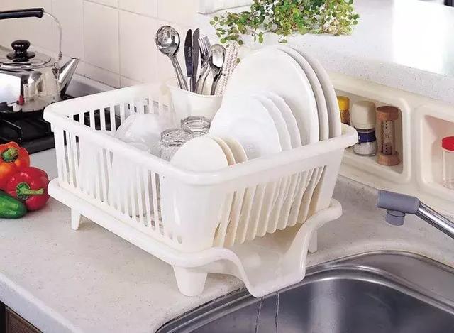 家佰利(jiabaili) 碗架沥水架304不锈钢厨房水槽沥水架置物...