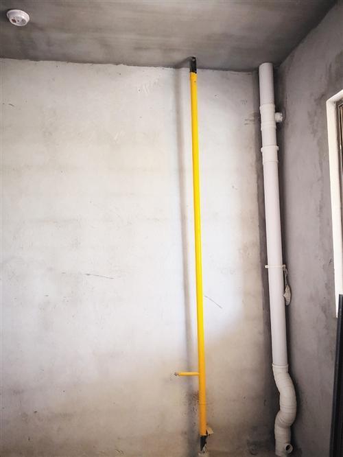 燃气管道立管安装在厨房里存在隐患?专家:此举符合国家规范要求,业主可放心使用