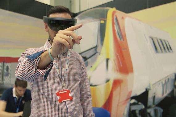 增强现实公司Joinpad用AR技术帮助阿尔斯通改进工业流程及工序