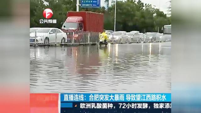 暴雨今袭合肥、芜湖、马鞍山……省政府发布紧急通知!