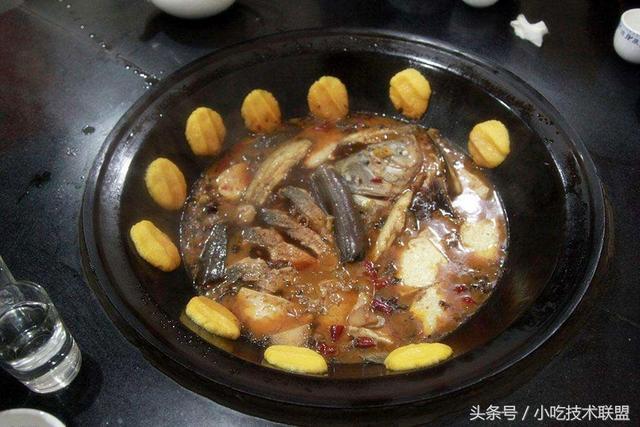 木火熬鱼做好了媳妇尽然吃了三碗米饭