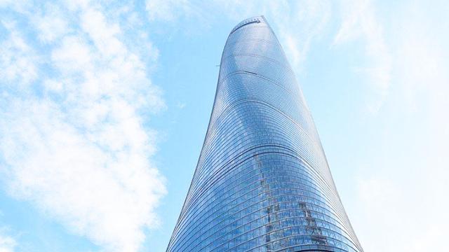 中国第一摩天大楼,以中国龙为元素,仅次于迪拜塔的世界第二高楼